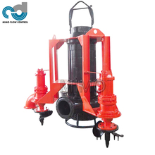 Submersible Suction Slurry Pump with Agitator for Sand Dredging