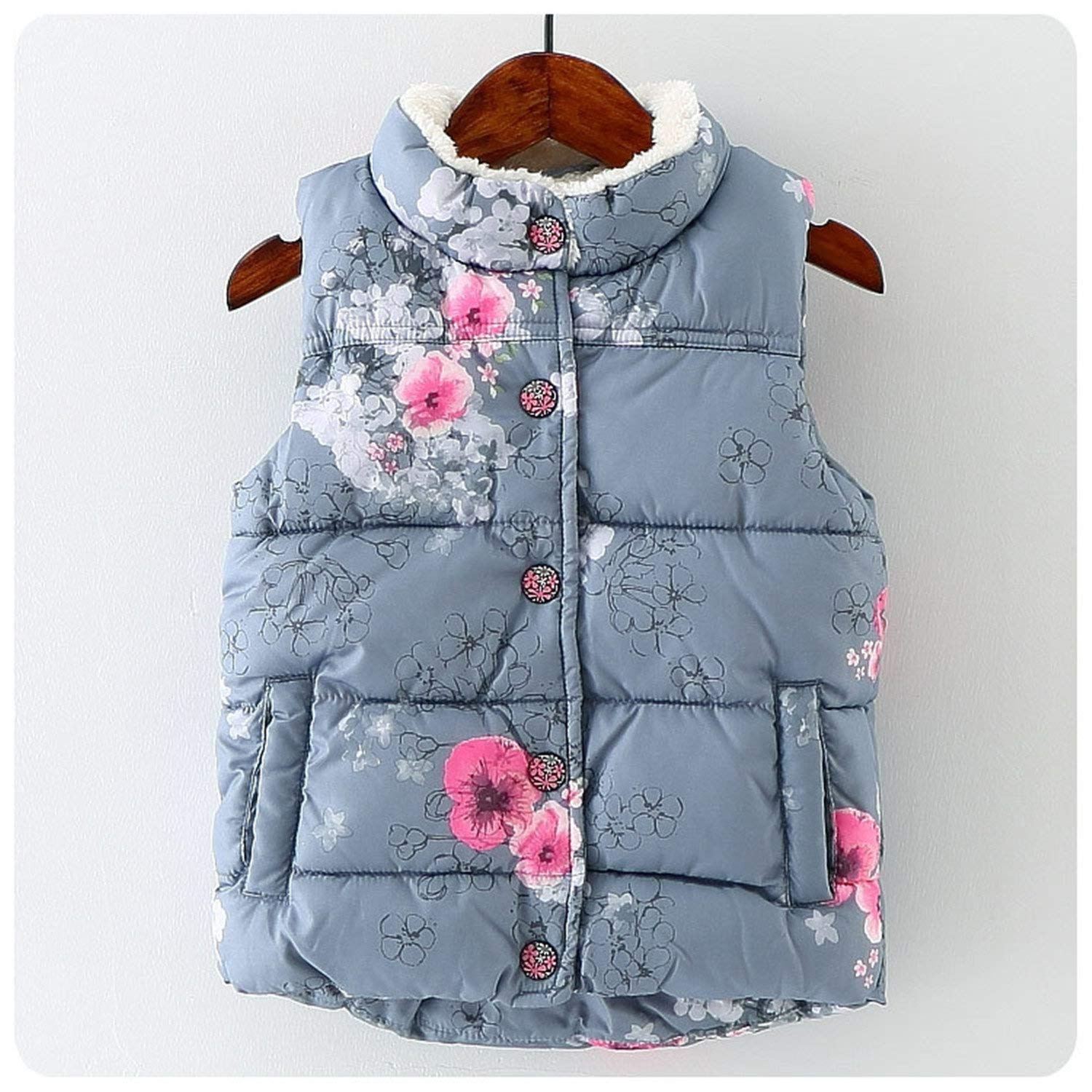 Londony ♪❤ Clearance Sales,Baby Girls Toddler Boys Infant Reversible Zip Up Warm Winter Coats Fleece Jacket