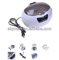 JP-880 hair accessories ultrasonic cleaner for daily accessories