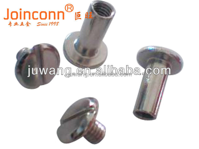 Hexagon Head Metal Push Rivet