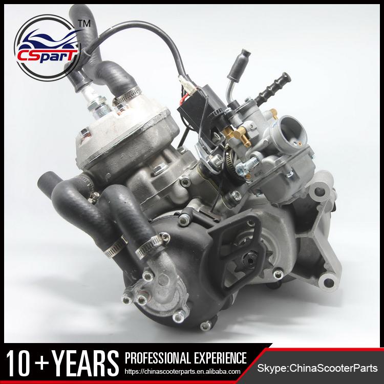 50cc 2 Stroke Water Cooled Engine For Ktm 50 Sx Pro Senior Mini Moto Dirt Pit Cross Bike