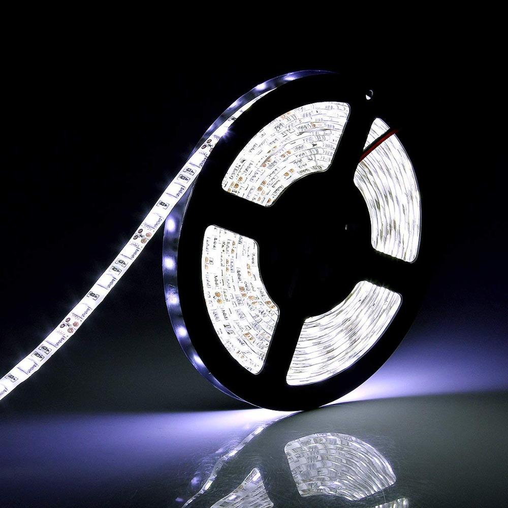 LIGHT FEEL 2018 Best Sell High Quality LED Strip 12V 5050 RGB IP65 5m/roll LED Flexible Strip Light
