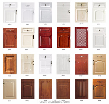 American Standard Whole Pvc Shaker Style Kitchen Pantry Cabinet Door