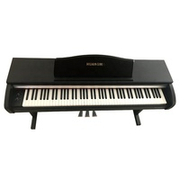 SPYKER HD-8817P Upright Digital Piano 88-Key Touch Sensitive Triple Pedal for keyboard synthesizer