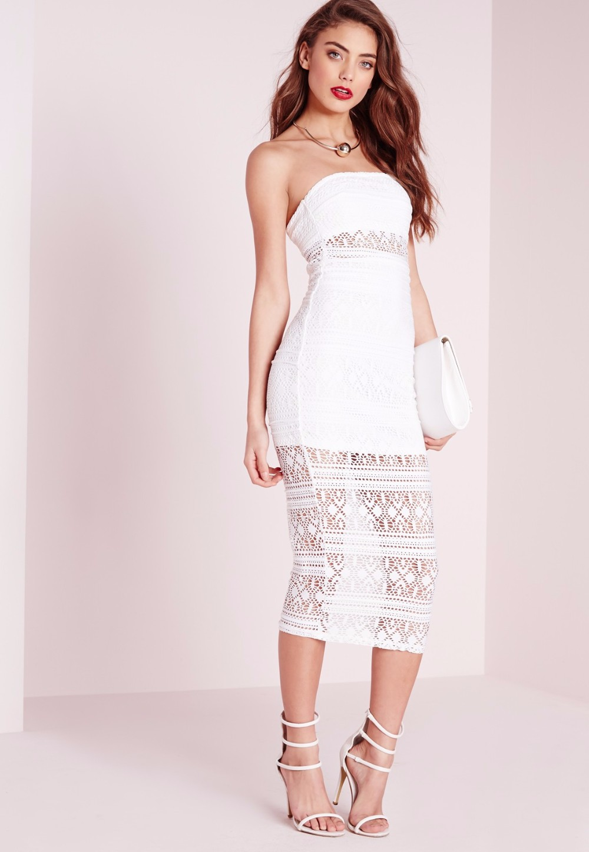 Vestido de blanco 2016