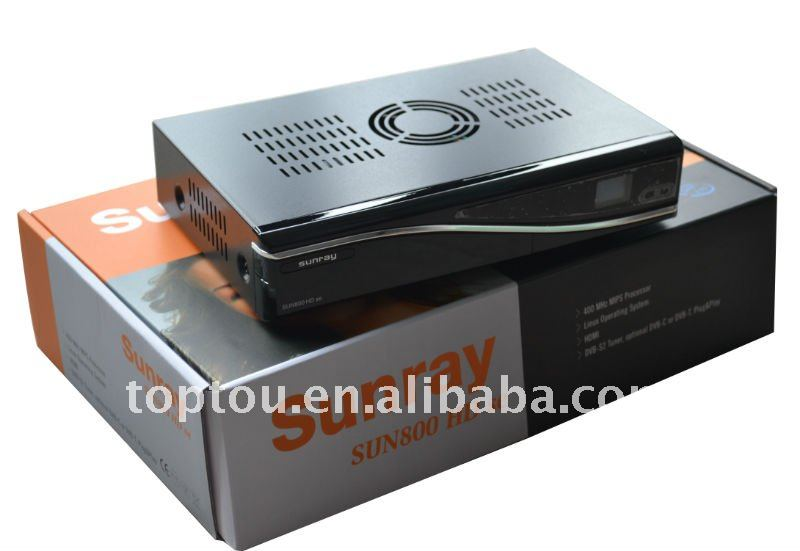 sunray 800 HD se Receiver