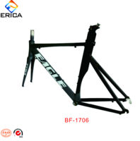 OEM Bicycle Parts 700C Super Light Alloy6061 Road Bike Frame