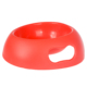 Heavy Strong Durable Plastic Dog Bowl With Handle