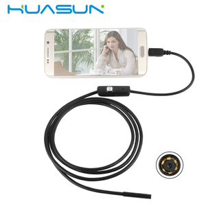 2018 Newest mini wifi camera USB portable wireless portable endoscope camera 5cm-infinate distance wifi endoscope