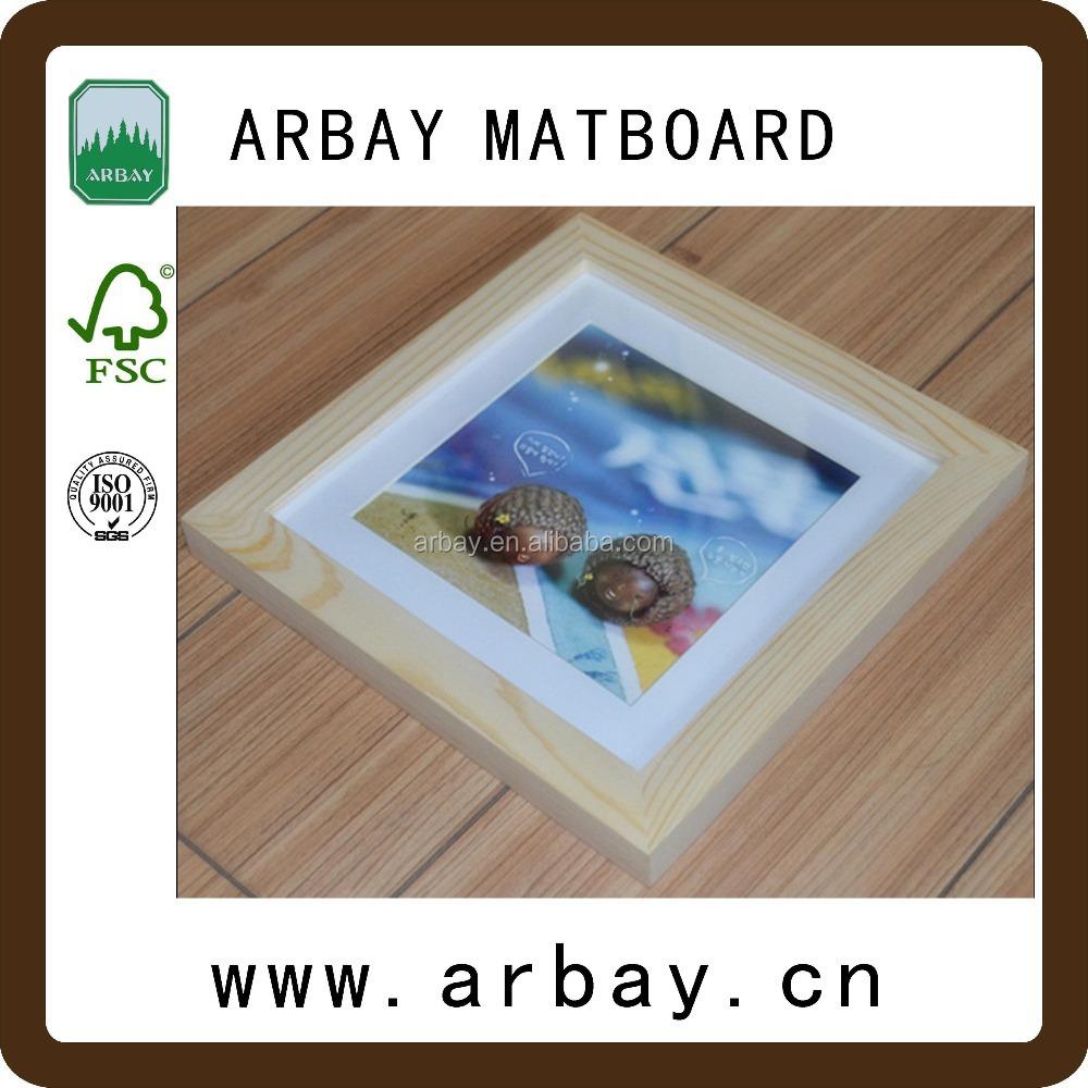 Wholesale Custom Acid Free White Uncut Matboard And Precut