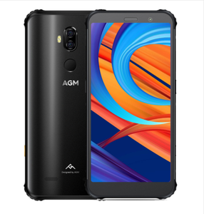 AGM Phone Newest!!! Original AGM X3 5 99inch Android 8 1 Qualcomm SDM845  Octa-core Waterproof Phone with GMS