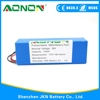 36v 10Ah Electric Scooter Li ion Battery Pack