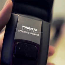Oversea Stock YONGNUO YN560-III Support RF-602/603 Speedlight for Canon DSLR Camera Flash Speedlite
