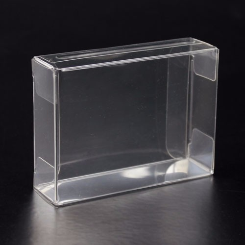 Clear PVC Packaging Box for 4 bath bombs