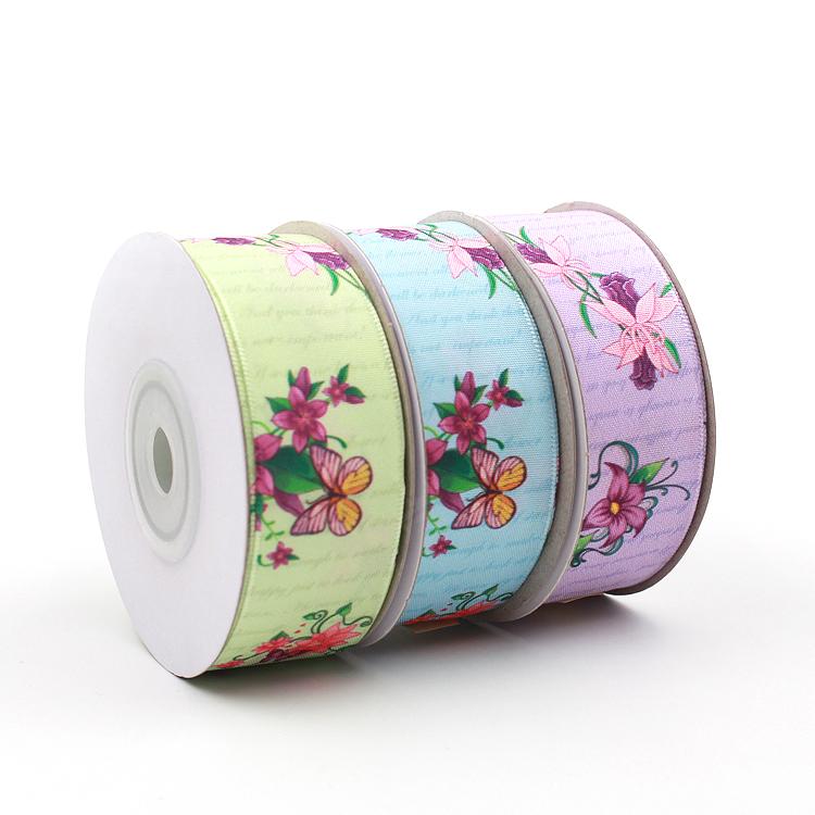 50 satén flores flores magenta 9mm lavables aplicación Patch