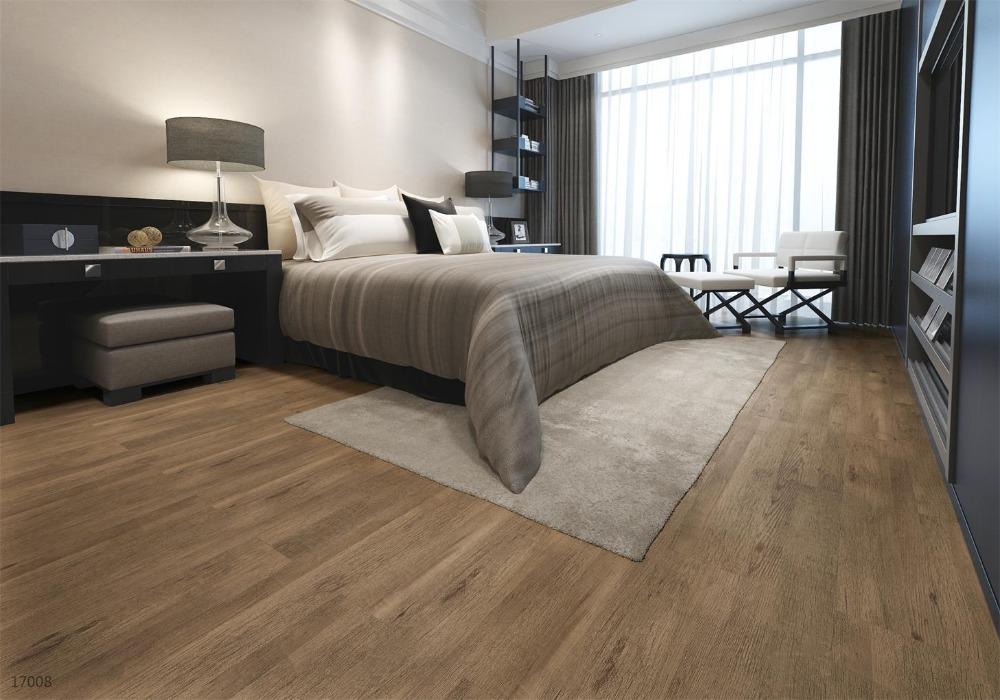 Fabriek prijs vinyl vloer unilin klik systeem lvt vinyl vloer lvt