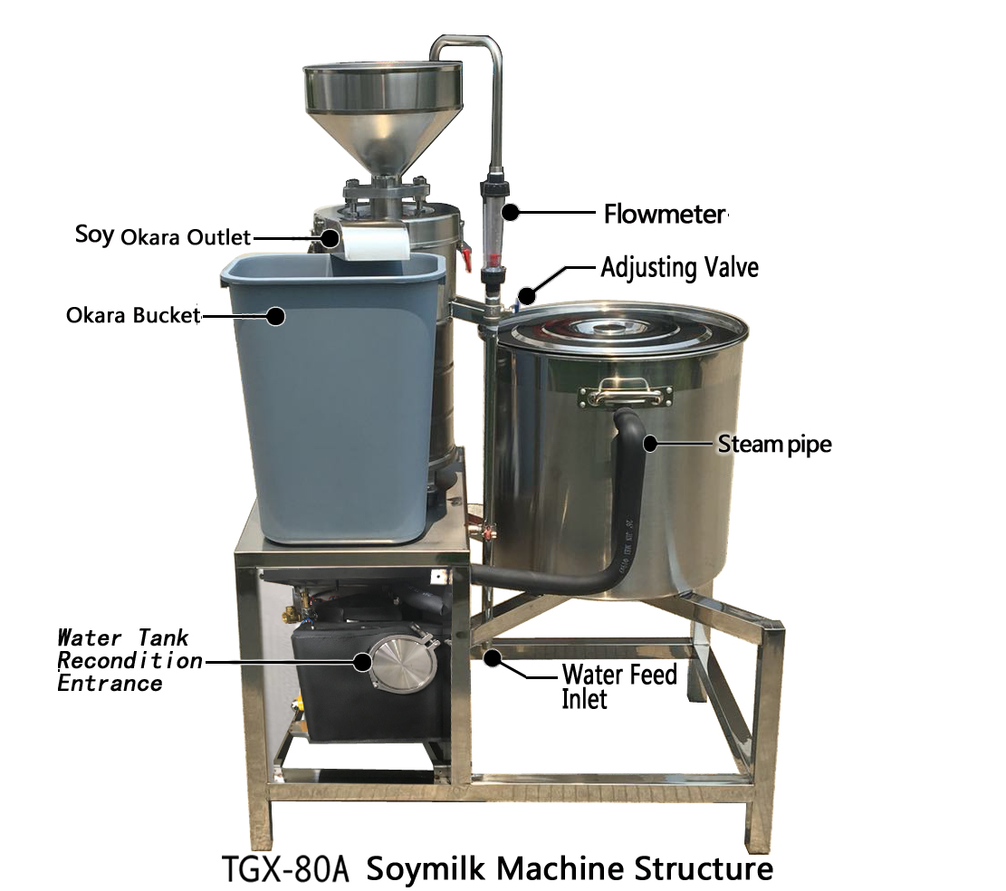 Soy milk/Tofu machine  Soya milk machine