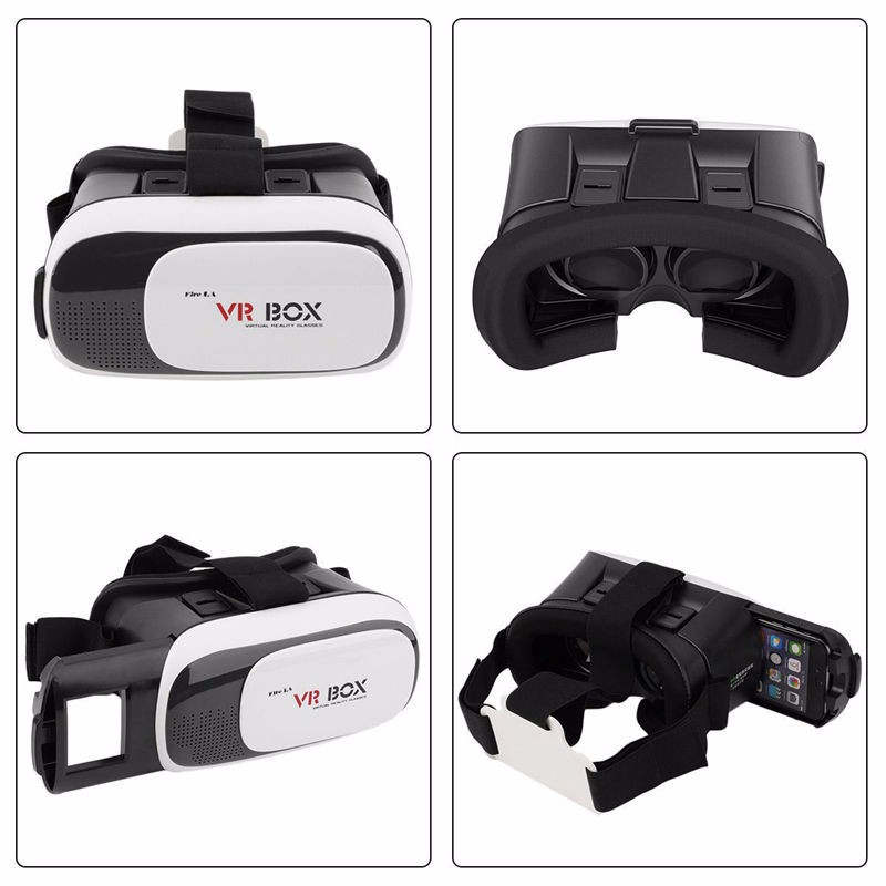 virtual reality glasses 1080p video