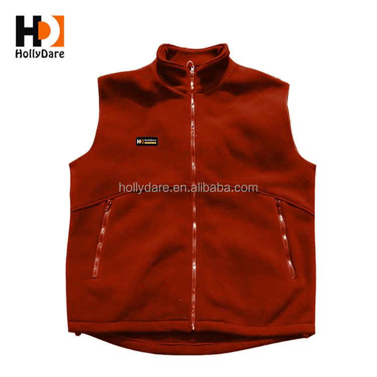 ... Custom winter fleece warm overalls vest vest vest custom logo employee  clothing fleece jacket