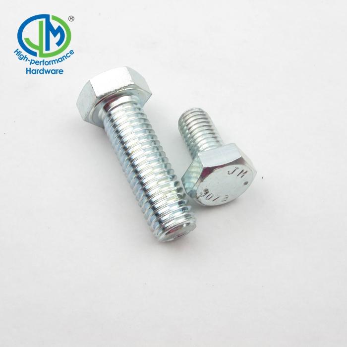 Metric Aluminium Hex Bolt M5 Grade 2 Sizes Photos - Buy Metric Bolt Sizes  Photos,Hex Head Bolts Grade 2,Aluminium Hex Bolt M5 Product on Alibaba com