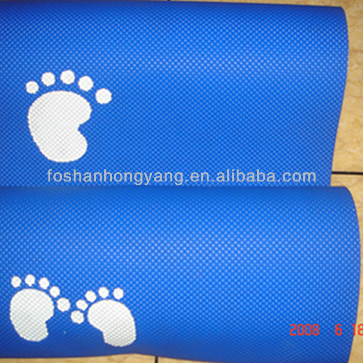 PVC colour treadmill belt