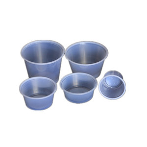 2Oz Sauce Cup Biodegradable 2Oz Plastic Portion Cup