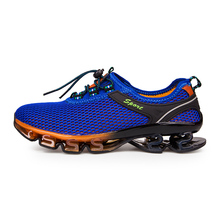 Outdoor Trendy Hiking Shoes Men Sport Shoes Trekking Running Walking Antislip sport Shoes And Sneakers Athletic