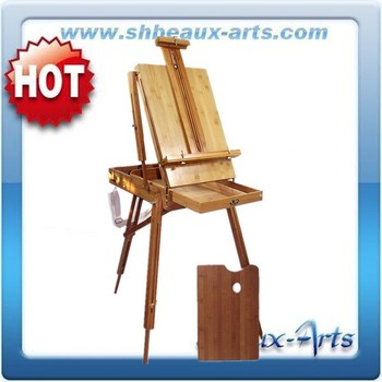 easel painting stand table top easel stand try of french easel - Table Top Easel