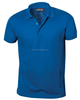 High visibility polo shirt golf tee 100% polyester plain dry fit polo shirt exercise t-shirts