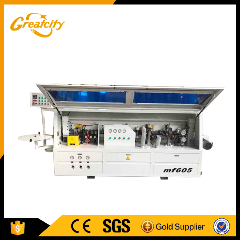 Automatic spreading machine / edge banding machine with good quality