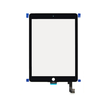 For iPad 6 for iPad Air 2 Lcd screen display with Digitizer Touch Screen Assembly Black Color Wholesale Alibaba