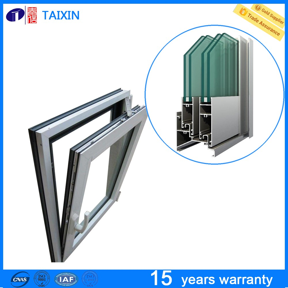 Energy saving thermal break aluminium windows casement for Thermal windows