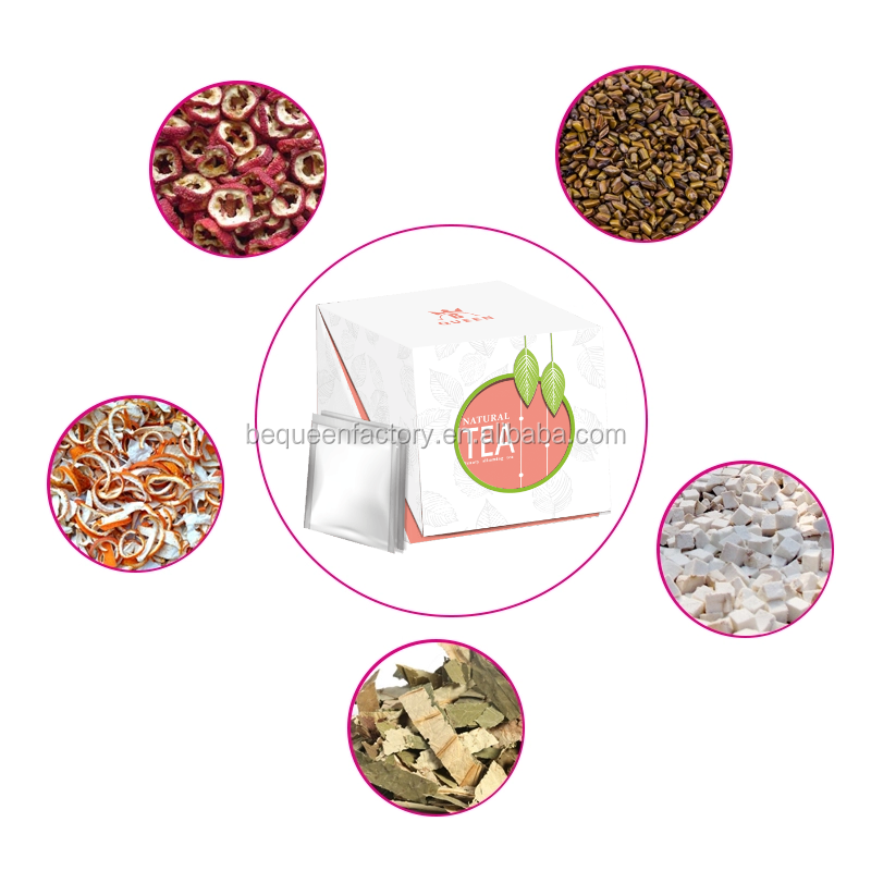 Almond bamboo dry jasmin tea private label wholesale