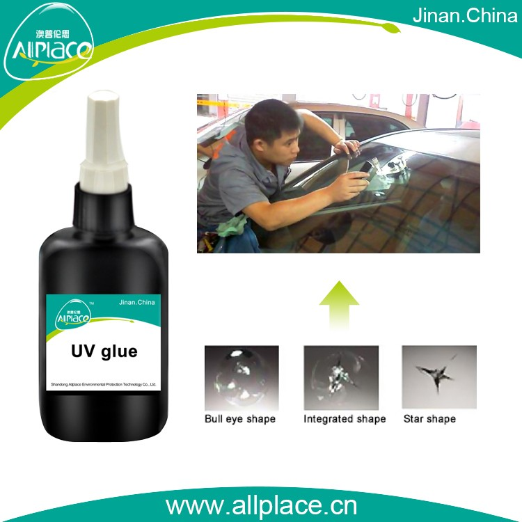 wholesale car glass glue glass repair resin windshield repair resin
