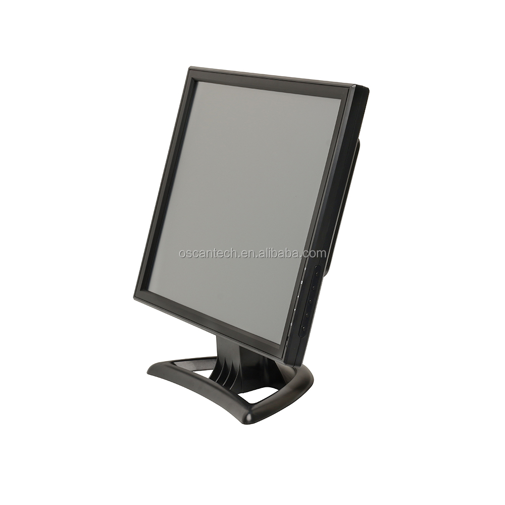 China 17inch LCD Touch Monitor 17inch Industrial Open Frame touch screen monitor