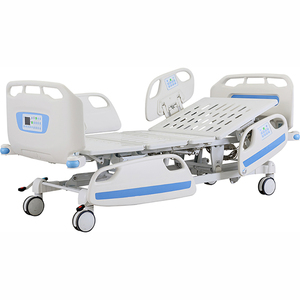SK002 Hospital 5-Function Electric Medical Adjustable Bed With Remote Control