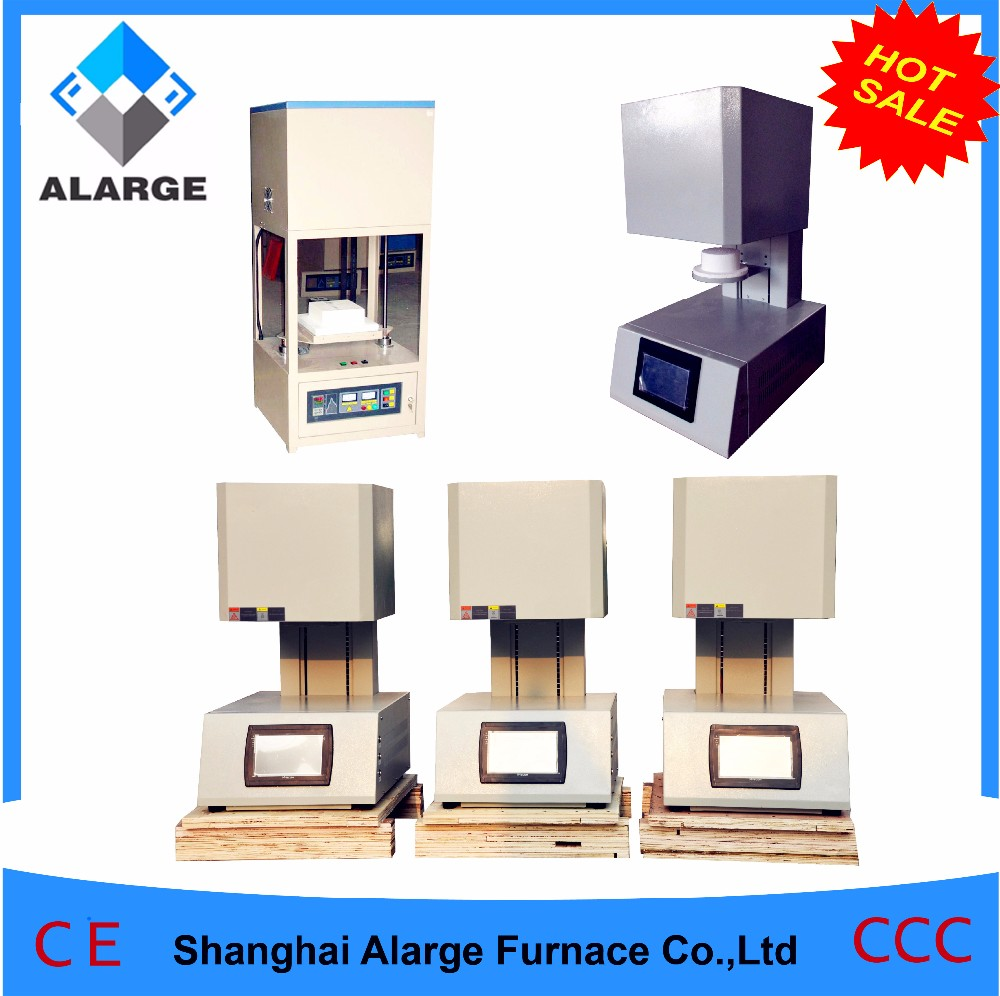 Bottom Loading Heating Furnace Small Ceramic Kiln for Metal Sintering