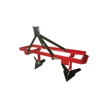 double row middle buster for tractor 3pt hitch mounted implements
