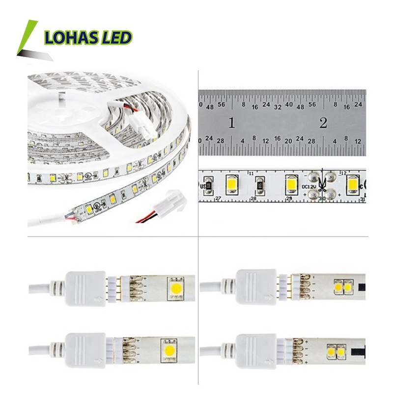 Led Strips Remote Control Type and remote:battery powered Voltage led strip RF dimmer 12v 220v 4.8w 7.2w smd5050 2835 led strip