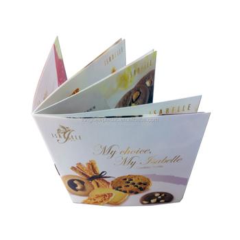 R Bast özel Pasta Boyama Broşürümanuel Kitap Baskısı Buy Manuel