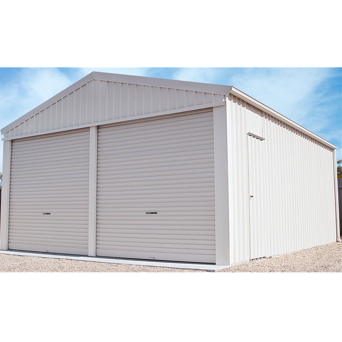 Low price steel Structure Garden storage/waterproof Carport metal shed