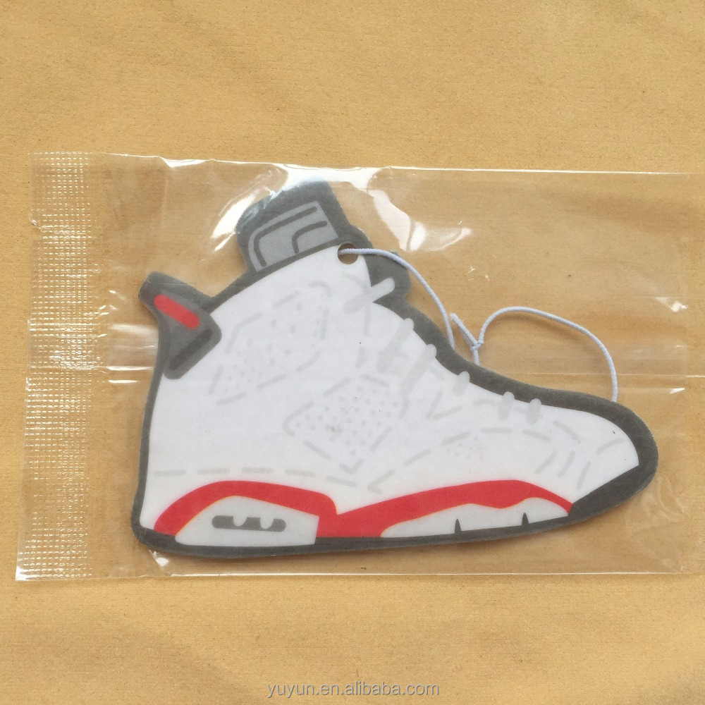 Jordan dunk sneaker chaussures désodorisant voiture parfum parfum
