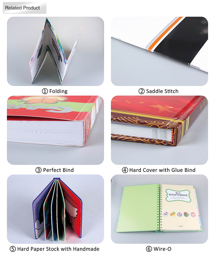 cheap price   high quality  children  hardcover  book printing