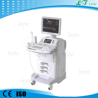 LTV480 hospital Movable trolley 3D 4D ultrasound baby scan for sales