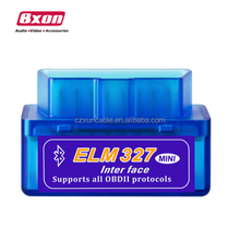 Ultima Versione ELM327 V2.1 OBD2 CAN-BUS <span class=keywords><strong>Bluetooth</strong></span> 2.0 Car Auto <span class=keywords><strong>Interfaccia</strong></span> Diagnostica Scanner