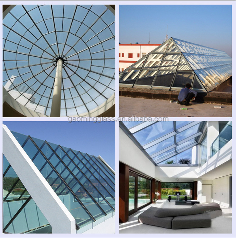 Building Glass Roof Round Skylights Skylight Roof Panels