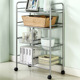 XM_416B Kitchen appliance rack grid wire modular shelving and storage cubes fruit vegetable shelf