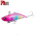 Top quality Fishing Tackle VIB sinking plastic Lure