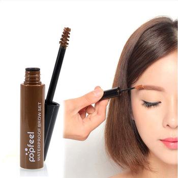 6eb2f766f80 3D Fiber Eyebrow Gel Mascara Cream Eye Brow Makeup Set Kit Waterproof Long  Lasting Eyebrow Enhancer