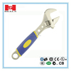 "2016 New arrival small adjustable wrench with 5 sizes 6"", 8"", 10"", 12"", 15"""